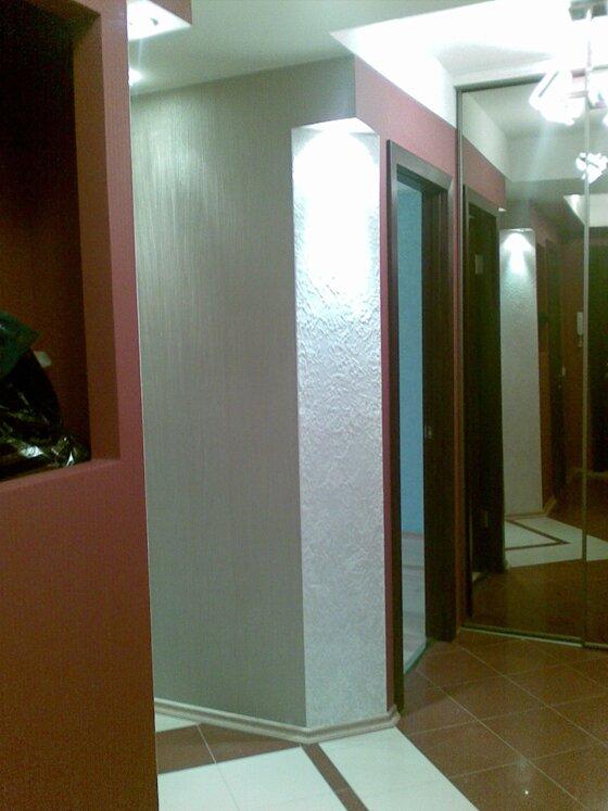 Ремонт трёхкомнатной квартиры в Петербурге под ключ на Брянской ул. фото