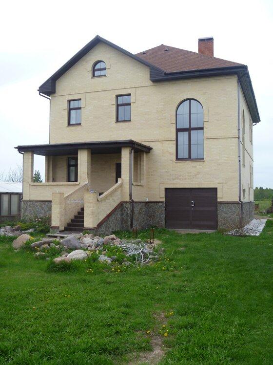 Ремонт загородного дома под ключ фото